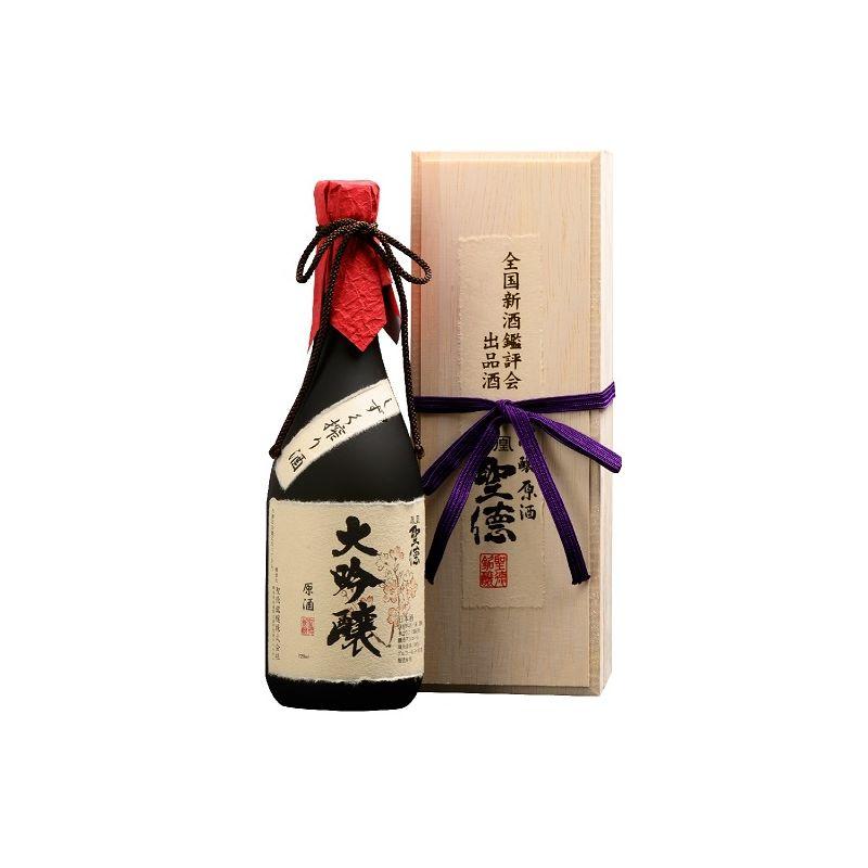 鳳凰聖徳 大吟醸 原酒