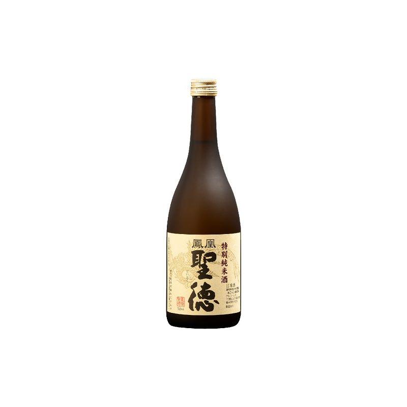 鳳凰聖徳 純米酒