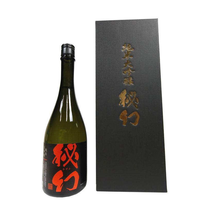 秘幻 純米大吟醸酒