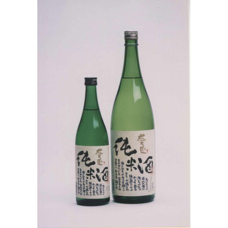 左大臣 純米酒