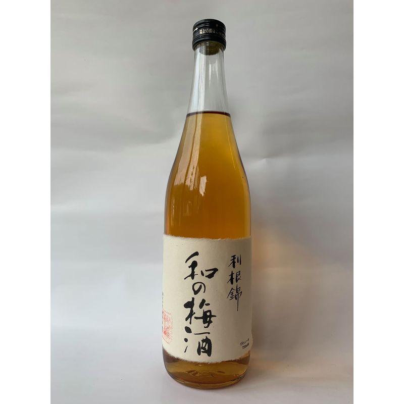 利根錦 和の梅酒