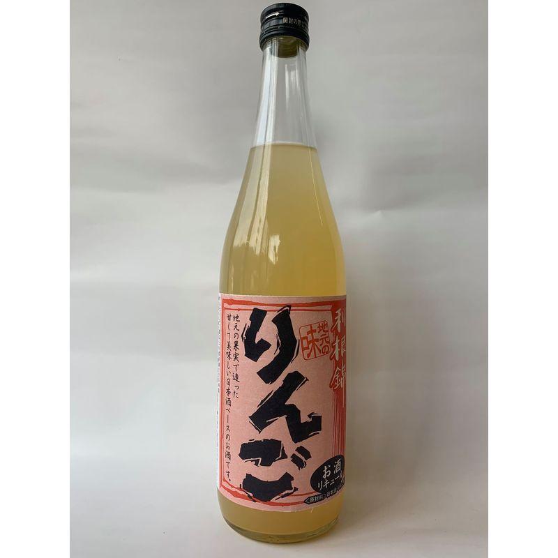 利根錦 りんごの酒