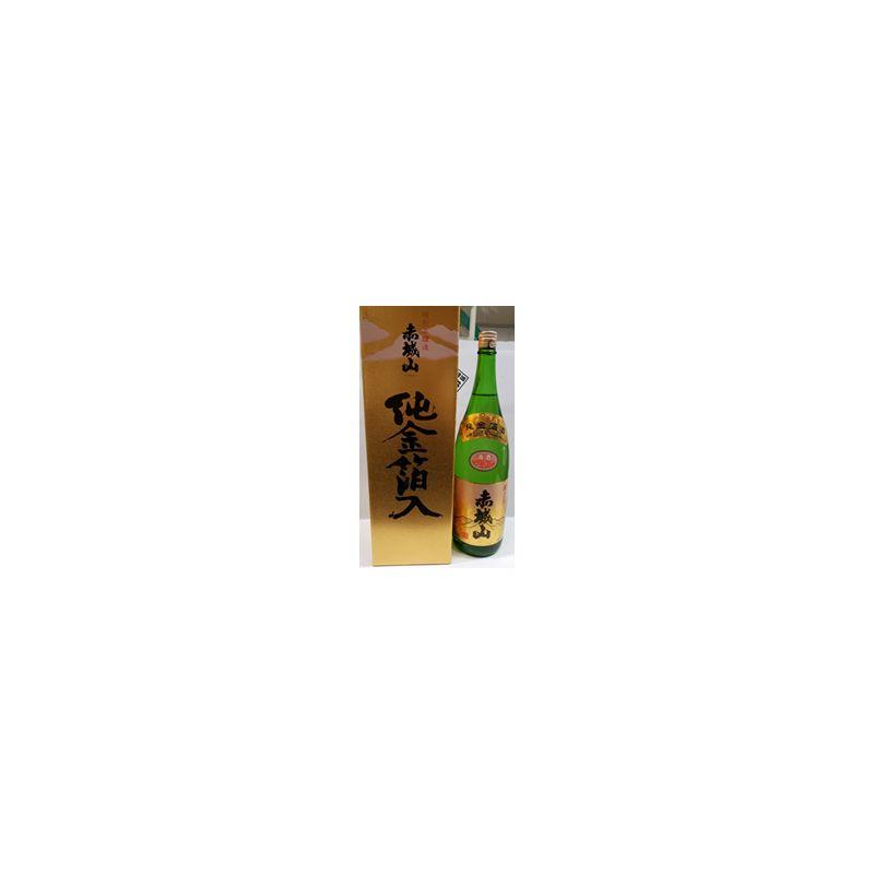 赤城山 特別本醸造 純金箔入