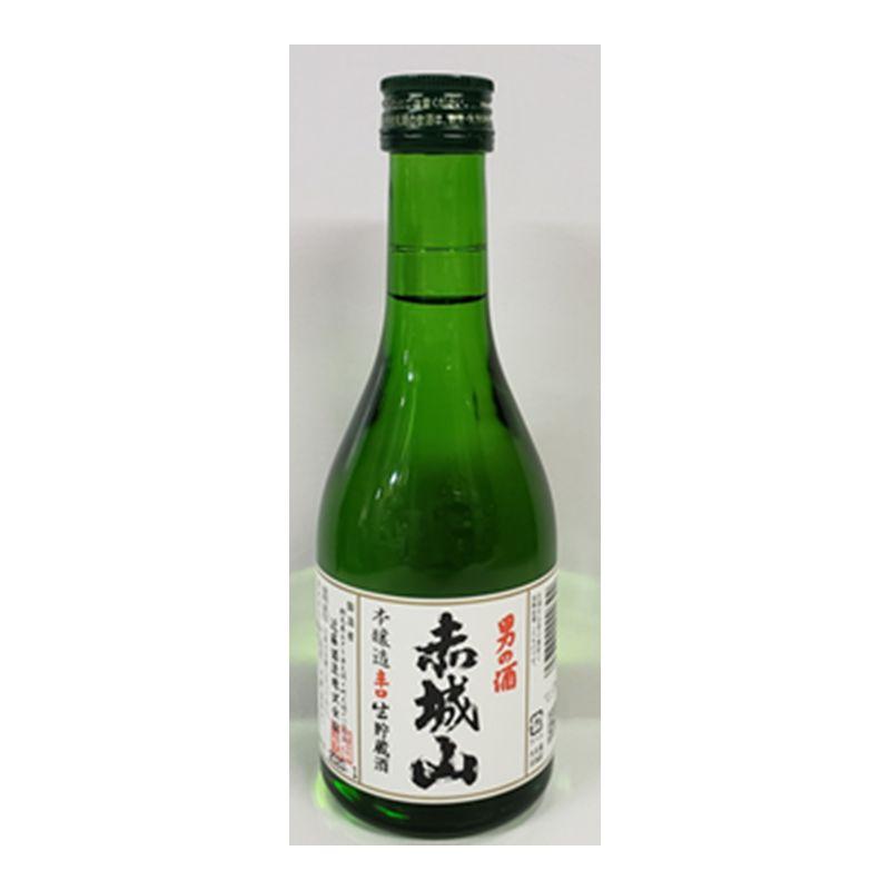 赤城山 本醸造辛口 生貯蔵酒