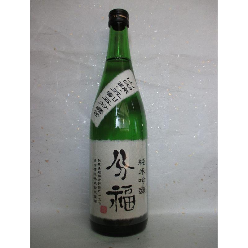 分福 純米吟醸 ビン燗火入れ
