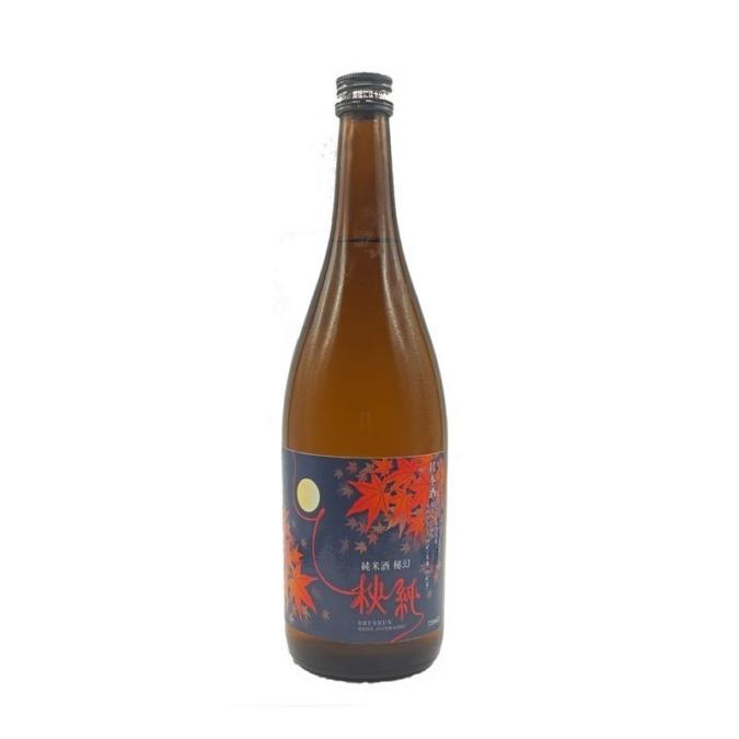秘幻 純米酒 秋純(しゅうしゅん)(浅間酒造)