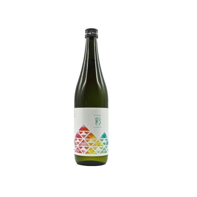 純米大吟醸 彩~irodori~(浅間酒造)