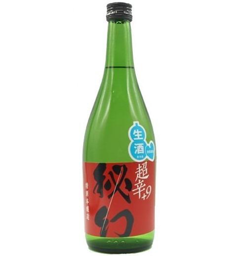 【新酒!】秘幻 特別本醸造 超辛+9(浅間酒造)