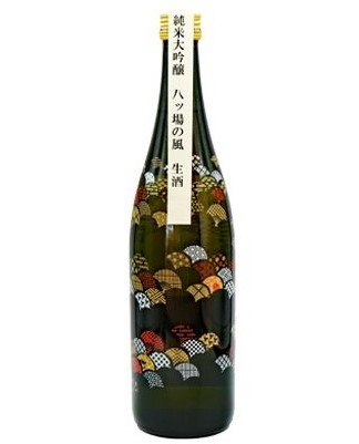 純米大吟醸八ッ場の風 生酒(浅間酒造)