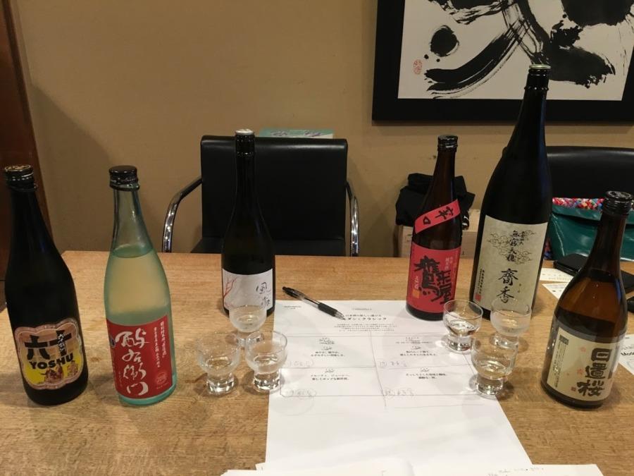 群馬SAKE TSUGUの歩み 第22話 日本酒分類チャート