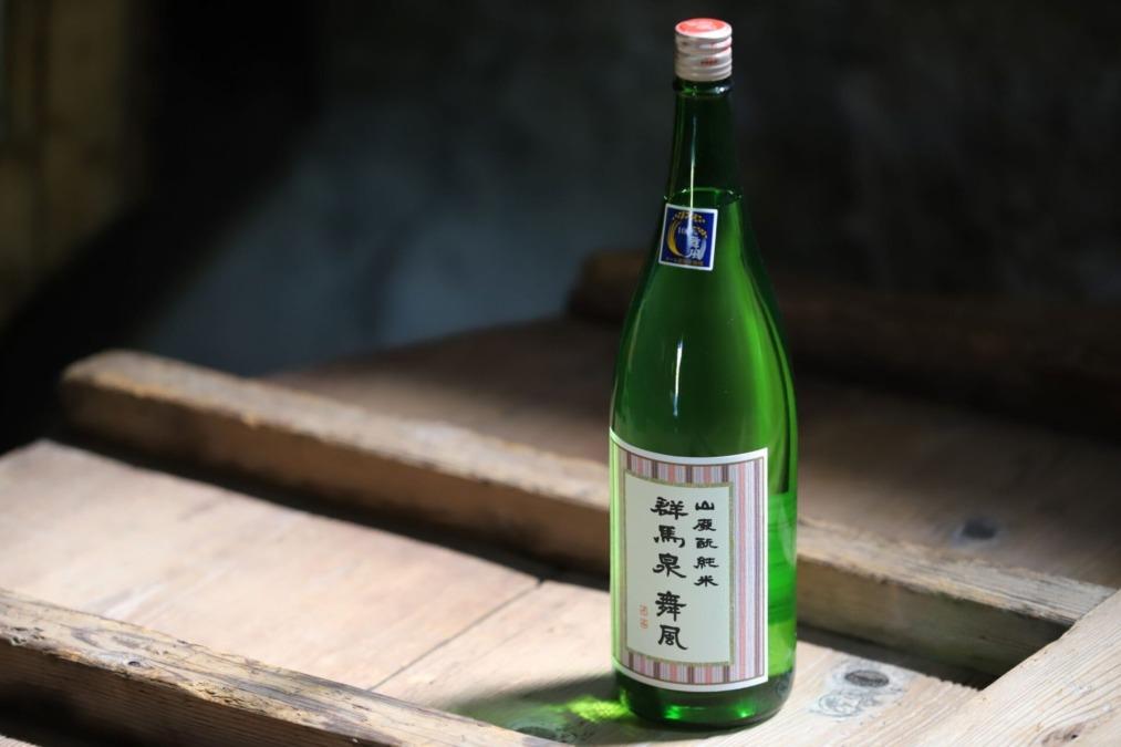 R02BY 群馬泉 舞風(島岡酒造)